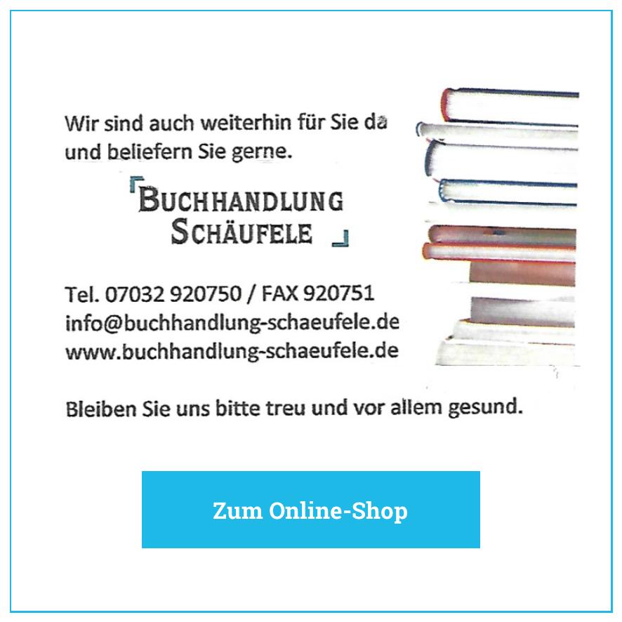 Eintrag Buchhandlung Schäufele