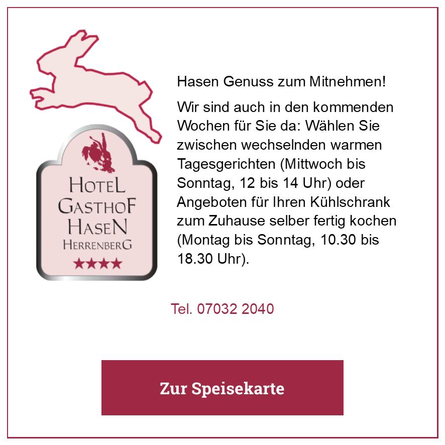 Eintrag Hotel Gasthof Hasen