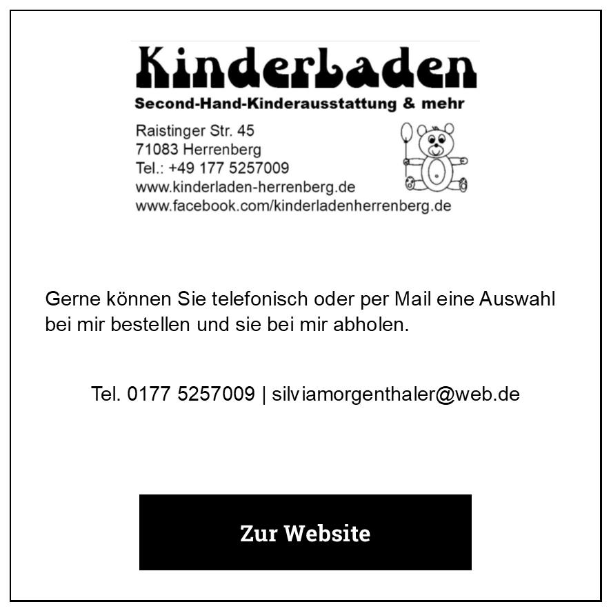 Eintrag Kinderladen