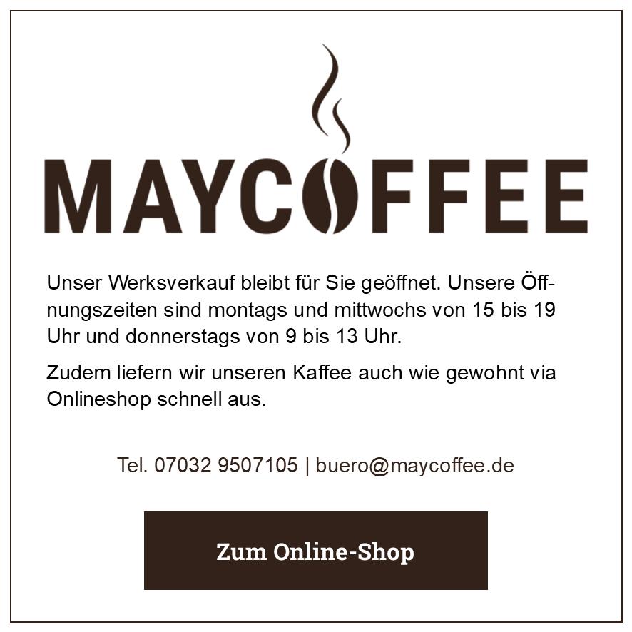 Eintrag Maycoffee
