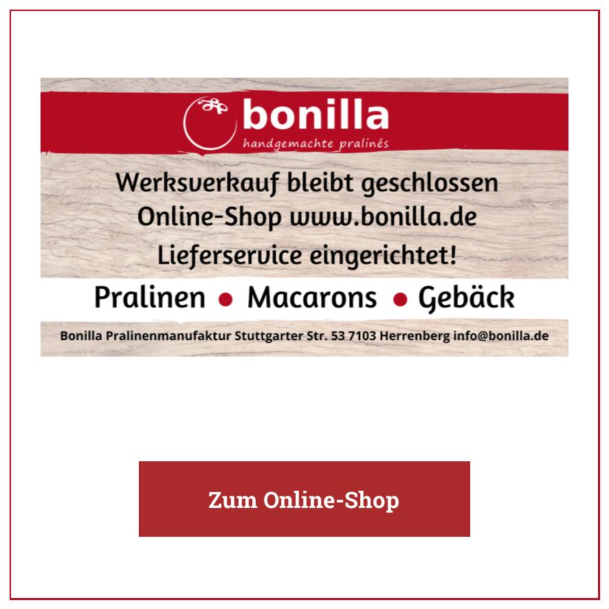 Eintrag Bonilla