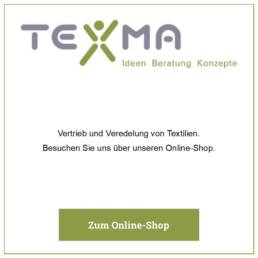 Eintrag TEXMA Textilmarketing GmbH