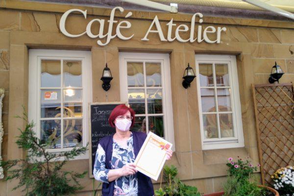 Café Atelier Gewinn