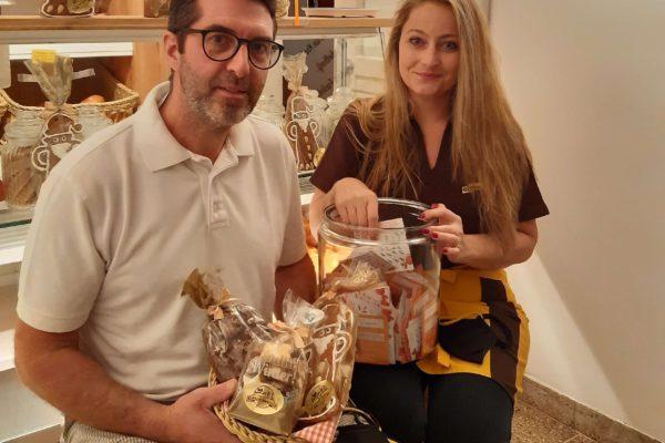 Gewinn die kleine Altstadtbäckerei - Uwe Schüfer