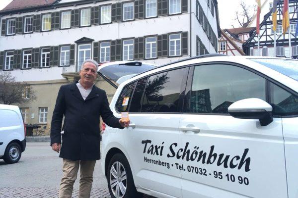 Gewinn Taxi Schönbuch