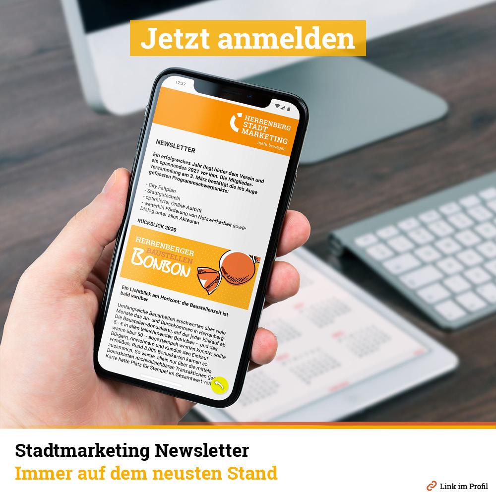 Stadtmarketing Newsletter